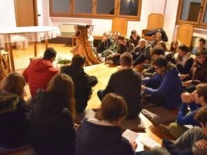 Esercizi Spirituali Gruppi Davide & Sarai