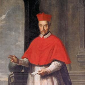 S. Gregorio Barbarigo, patrono del Seminario di Padova