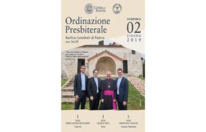 Ordinazione Presbiterale @ Basilica Cattedrale di Padova