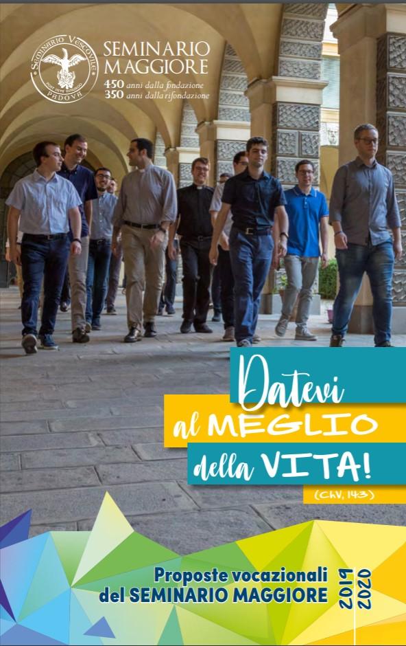 copertina attività vocazionali seminario 2019-2020